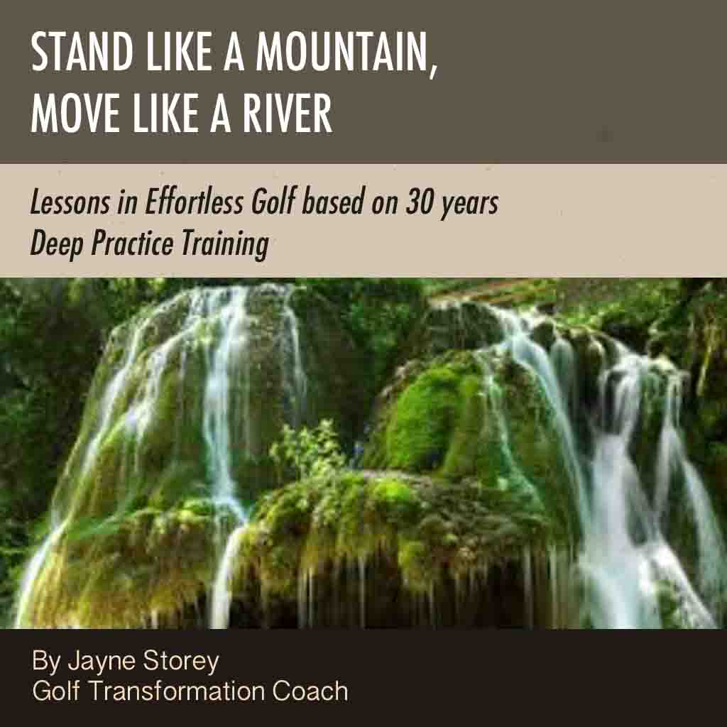 Stand like a mountain, move like a river - an ebook by Jayne Storey